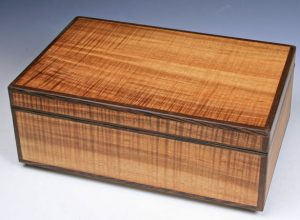 Handmade exotic wood Humidors