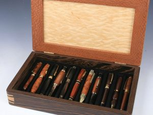 Handmade exotic wood Pens