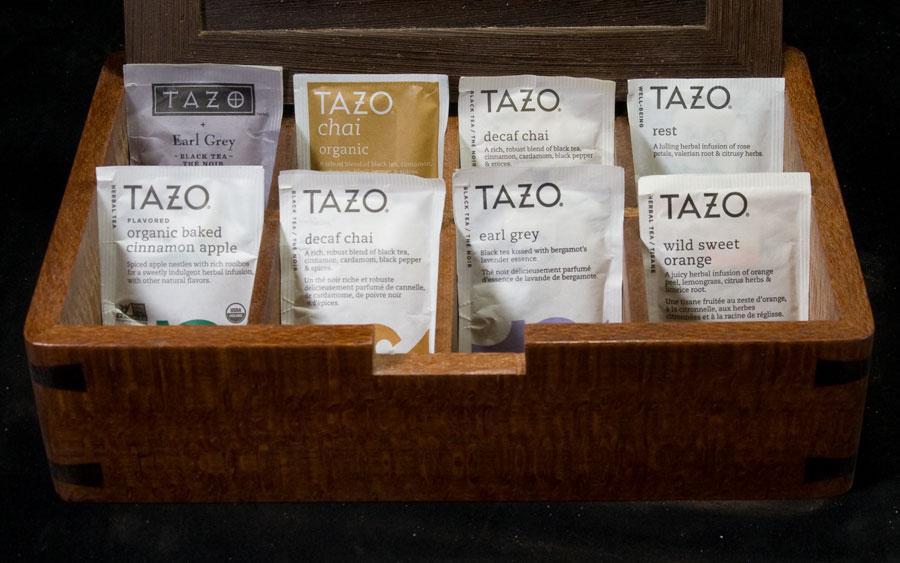 Tb 1050 Tea Box Boxes By Boudreau